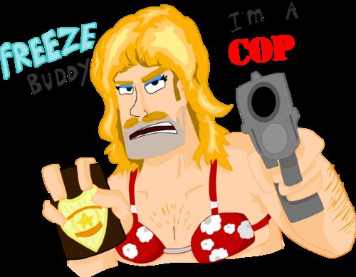 South Park Cop