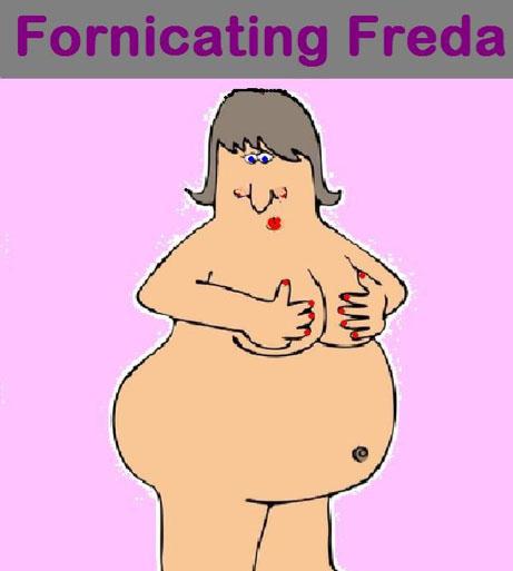 Fornicating Freda