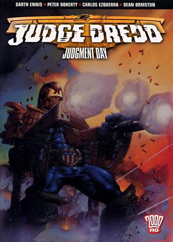 Judge Dredd Judgment Day