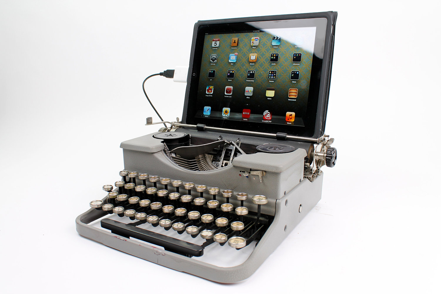 Typewriter iPad