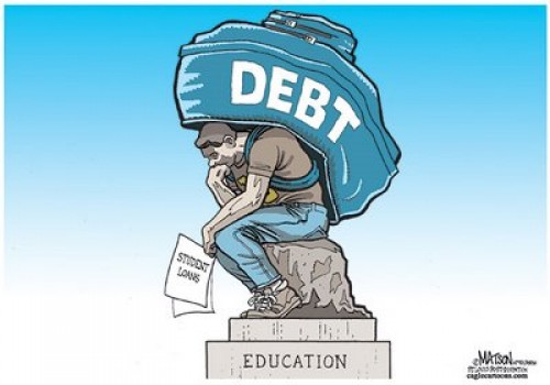 Should you listen to James Altucher on college debt