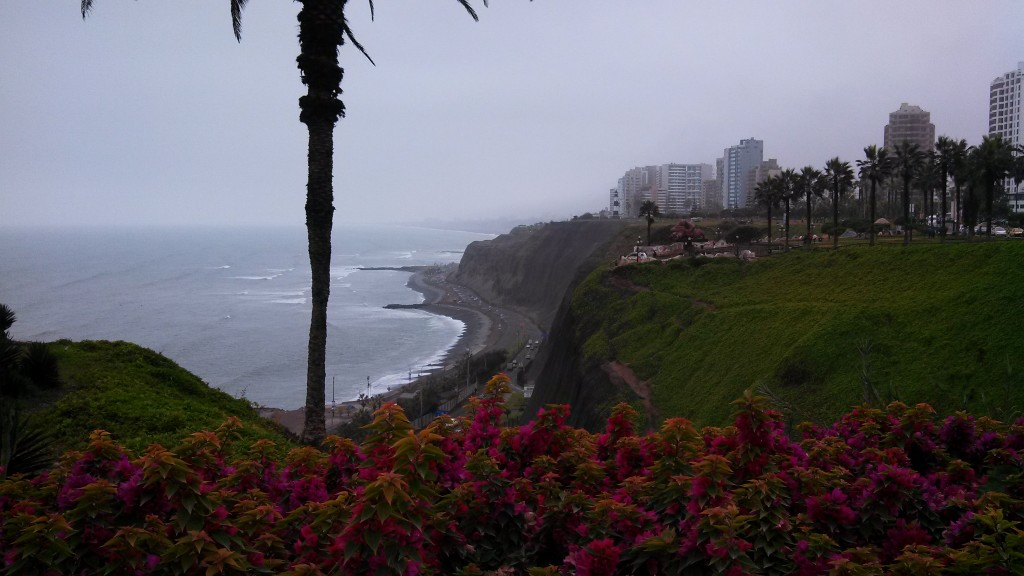 View from Miraflores