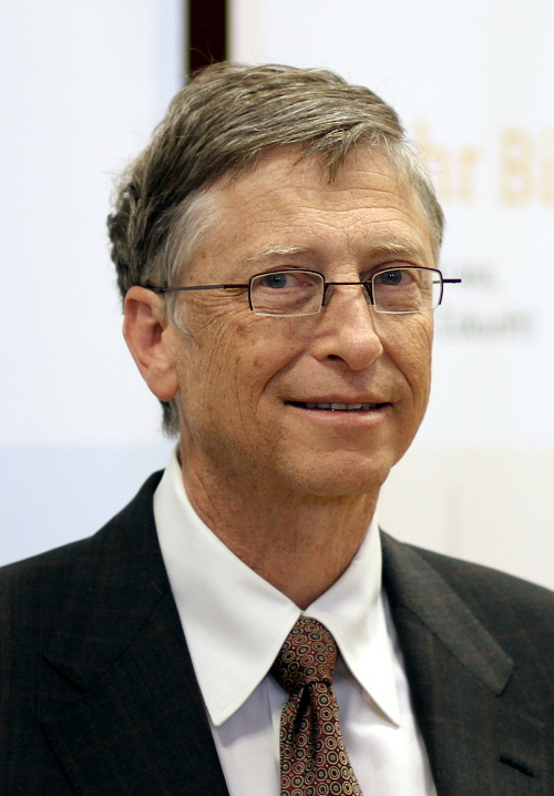 Can you be a successful entrepreneur if you are socially awkward Bill Gates