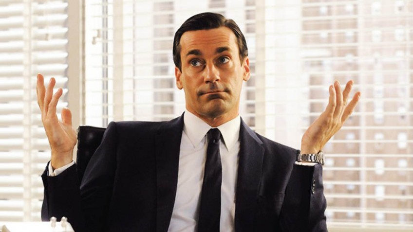 Do you have to be a scumbag to make money online - Don Draper