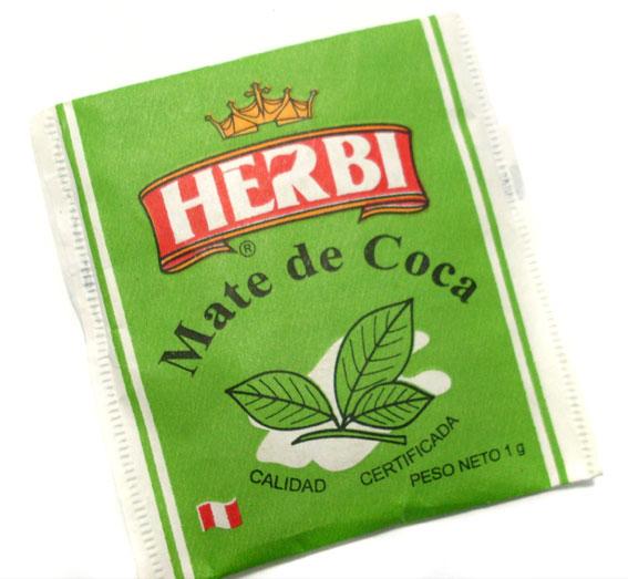 Cocaine tea