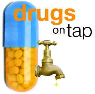 Is bread bad for you - drugs in the water supply