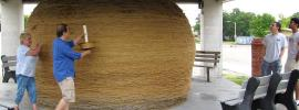 World's largest ball of string