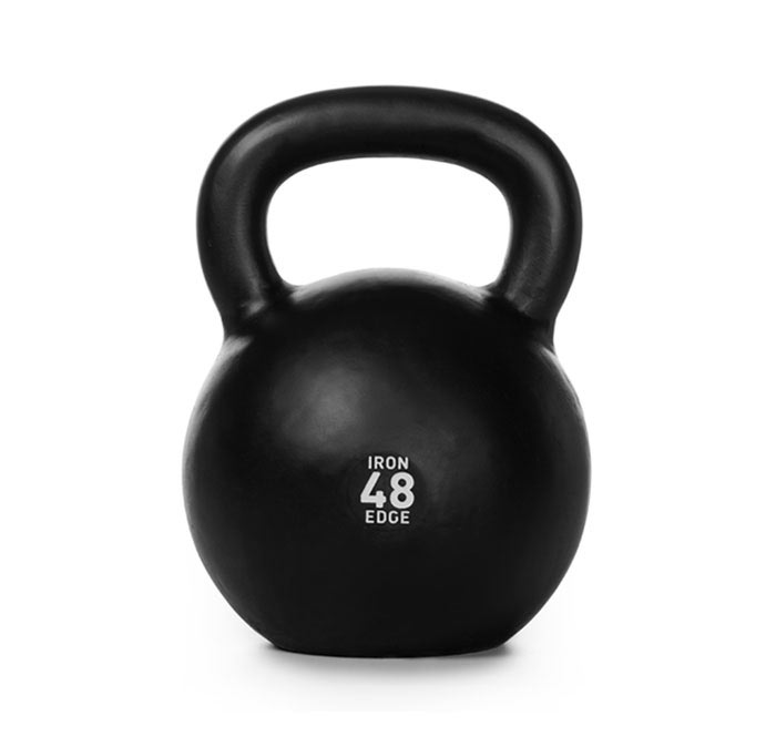 You need a kettlebell to survive the winter