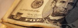 $2,000 from Fiverr - Five dollar bills
