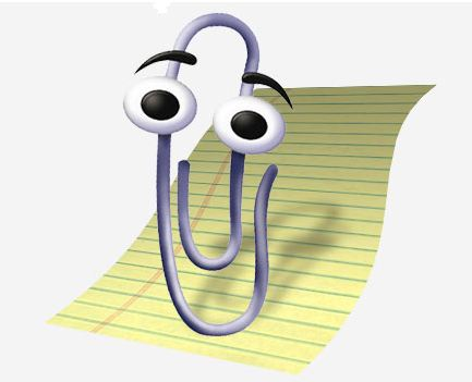 Clippy helps make blogs better