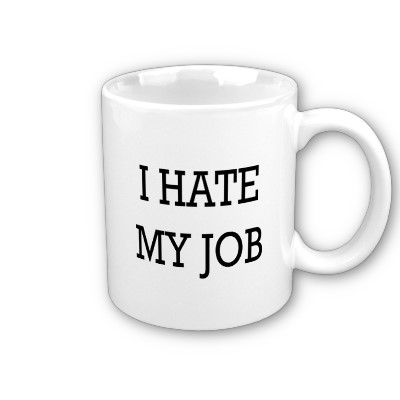 Hating work does not make you an entrepreneur