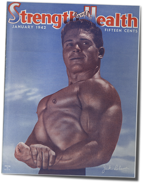 Jack LaLanne Strength and Health