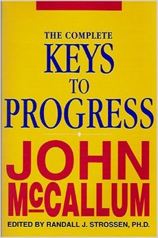 Keys To Progress is the best fitness book I read all year