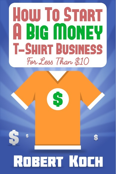Designing T-Shirts For Fun And Profit