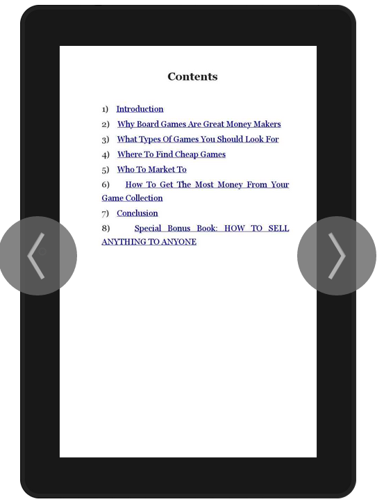 Bad eBook Formatting