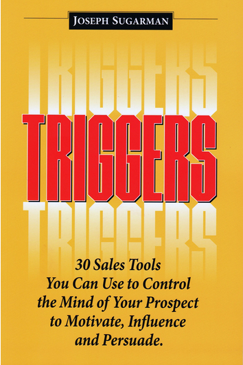 Triggers by Joseph Sugarman - Book Cover