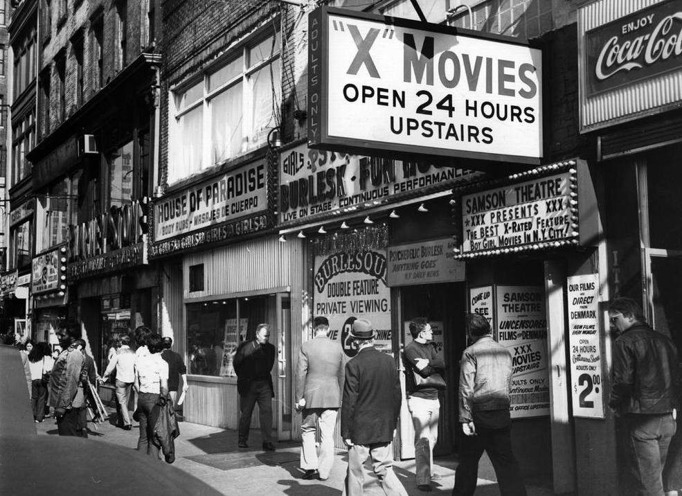 Time Square 1975