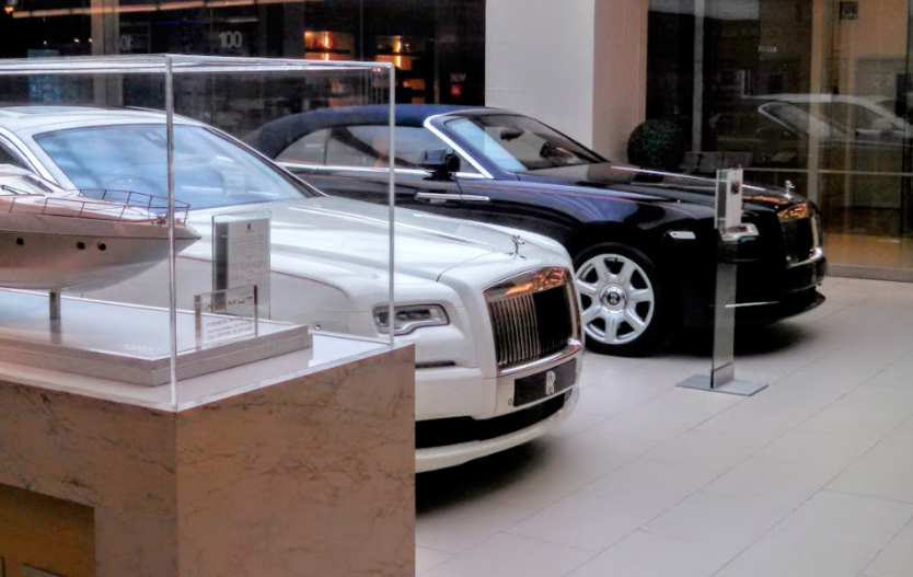 Rolls-Royce Phantoms - Mastermind Group