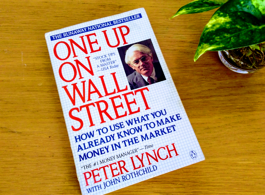 One Up On Wall Street Notes ebook PDF
