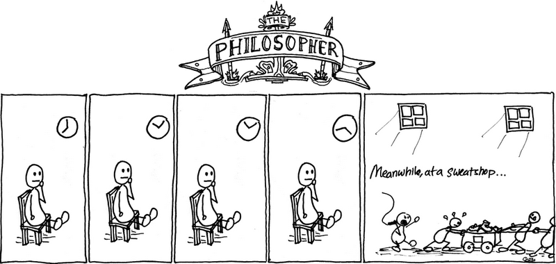 philosophy will make you rich